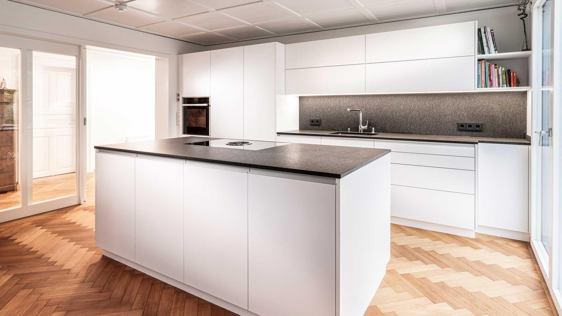 Küche vom Tischler Vorarlberg