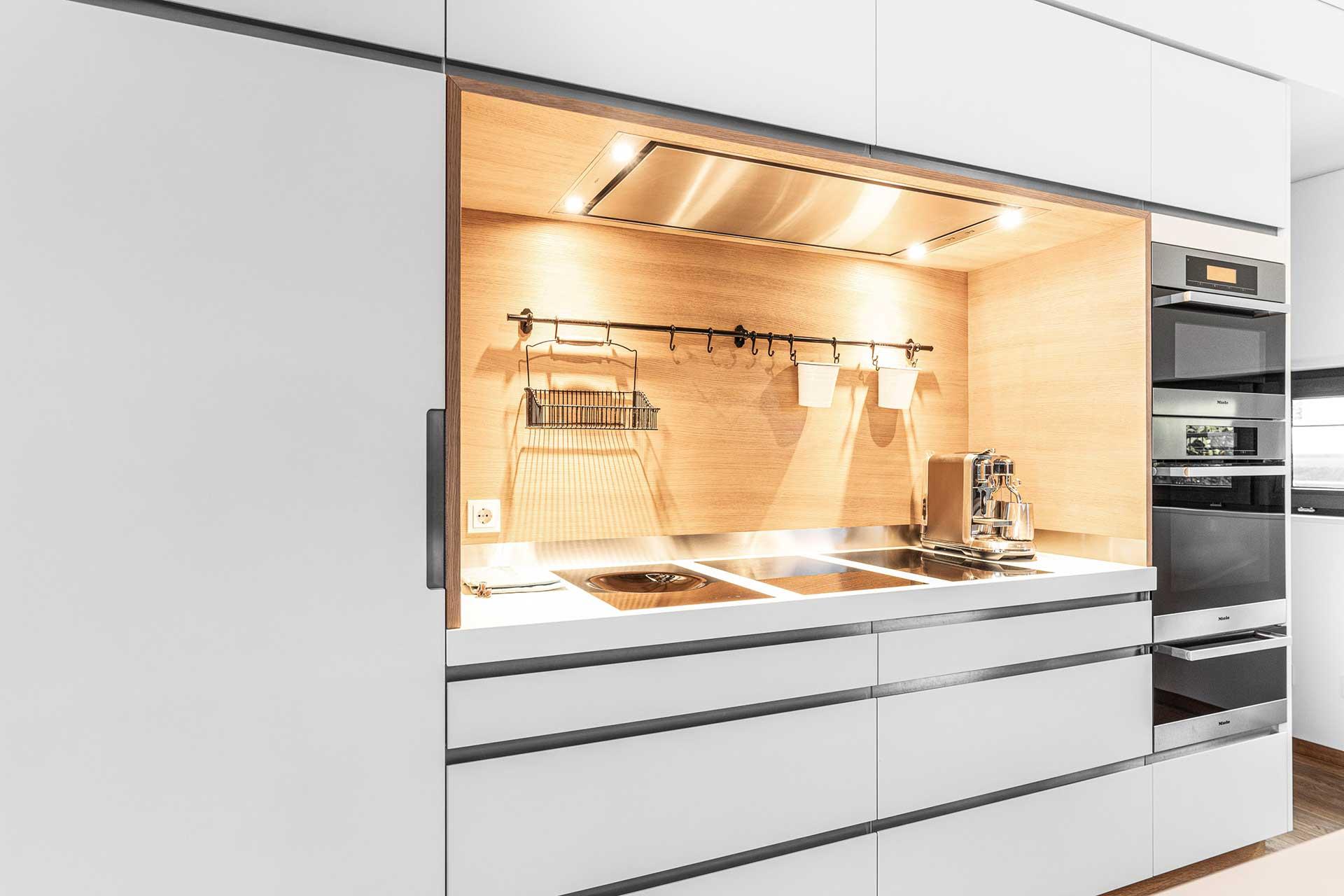 Referenz Küche von Alexander's Tischlerwerkstatt
