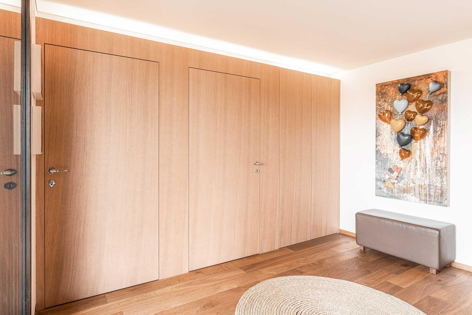 moderne Holztüren aus Eiche - Alexander's Tischlerwerkstatt